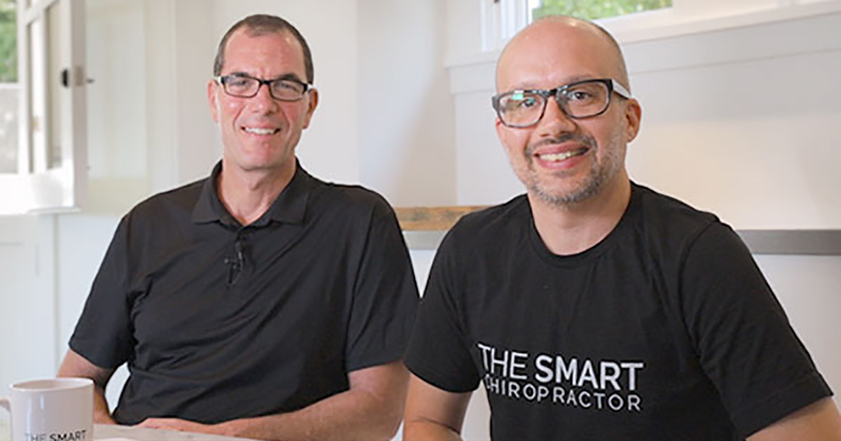 The Smart Chiropractor Live Chiropractic Marketing Help and Support