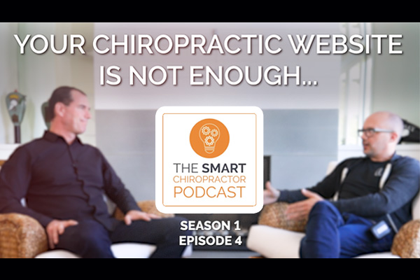The Smart Chiropractor Marketing Your Chiropractic Website
