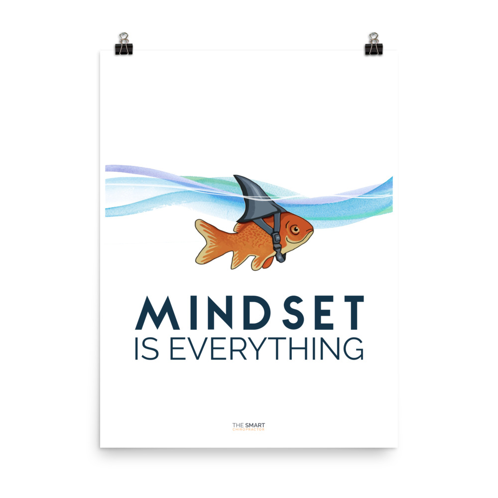 Mindset Chiropractic Poster