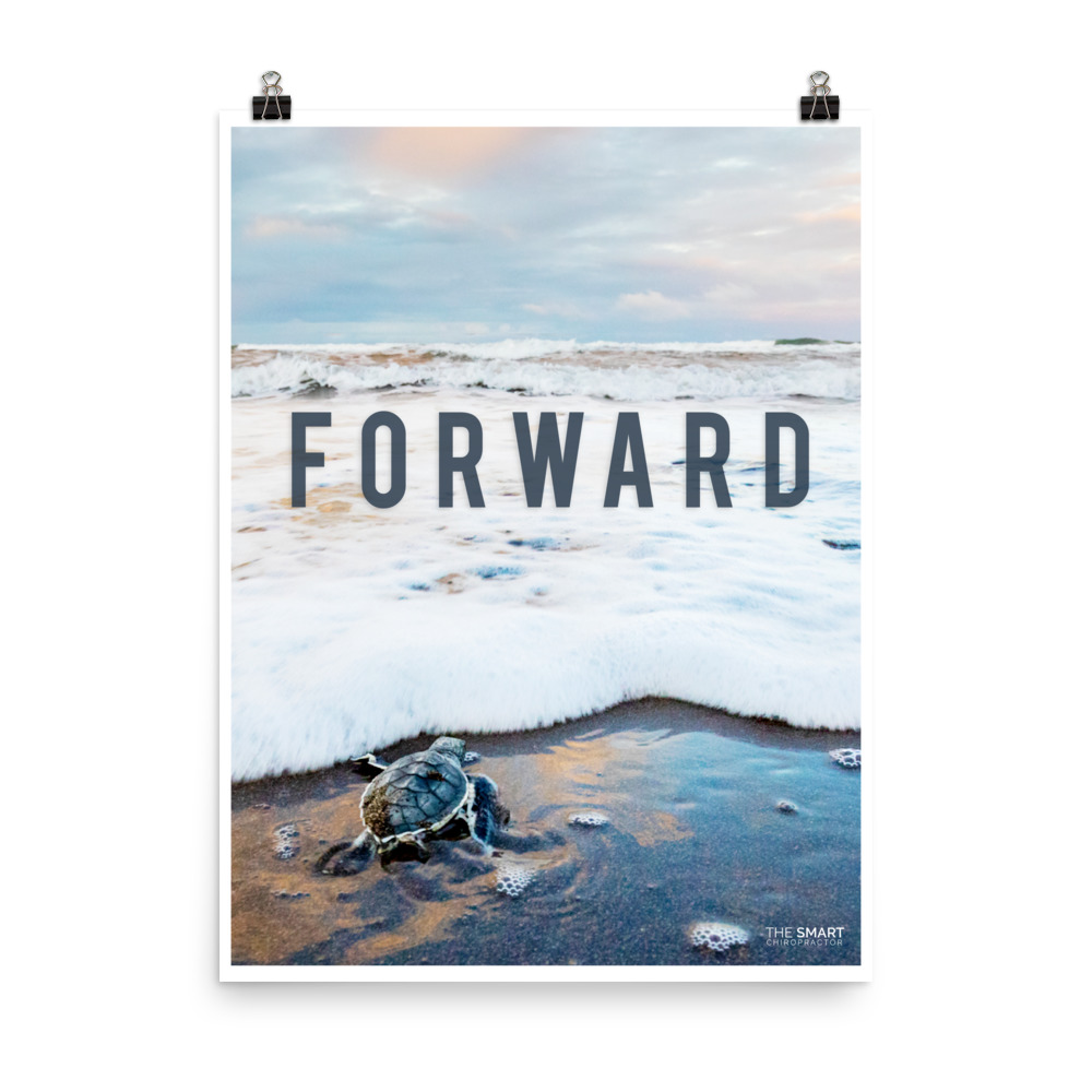 Forward Chiropractic Poster
