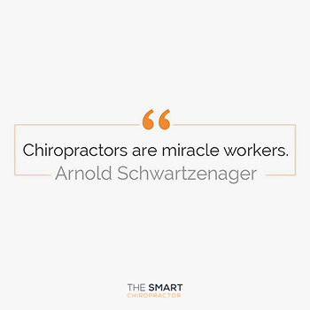 Professional Sports and Chiropractic: Arnold Schwartzenager