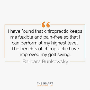 Professional Sports and Chiropractic: Barbara Bunkowsky