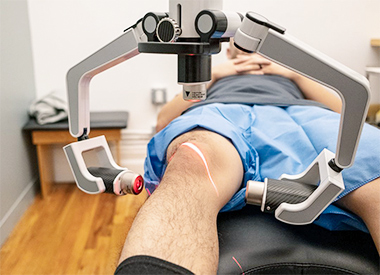 How Does Laser Therapy Work: Laser Therapy Penetration
