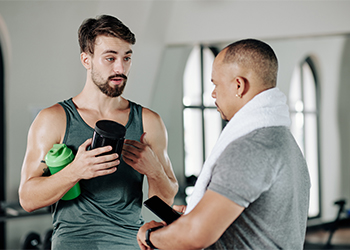 Male Sports Chiropractic Specialist Explains the Role of Supplements in Combatting Common Nutrient Deficiencies to Avoid Headaches and Muscle Cramps